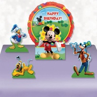 Mickey Mouse Balloon Centrepiece Decorations