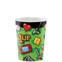 Game On Party Supplies Favour Cup