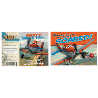 Disney Planes 8 Invites and 8 Thank you Postcards