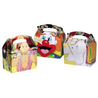 Circus Treat Boxes 5 pack