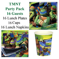 TMNT Party Pack 16 Guests