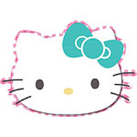Hello Kitty Party Supplies - Invites 6 Pack
