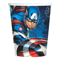 Avengers Cups 8 Pack