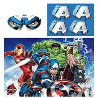 Avengers Party Supplies - Party Game