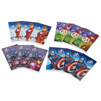 Avengers Party Supplies  - Notepads 12 Pack