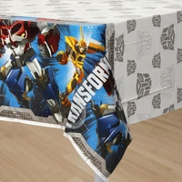 Transformers Party Supplies Plastic Tablecover