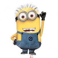 Despicable Me Minion Shaped Balloon