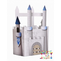 Knight Castle Party Supplies Treat Boxes 4 Pack