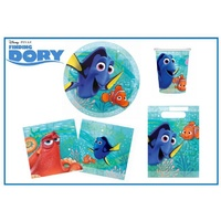 Finding Dory 8 Guest Party Pack 40 Pieces
