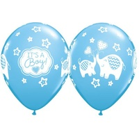 It's a Boy Elephant 28cm Balloon