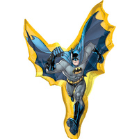 Batman Party Supplies Batman Supershape Action Balloon