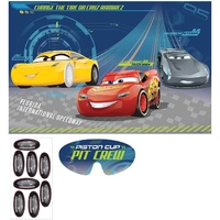 Disney Cars 3 Party Supplies - Party Game