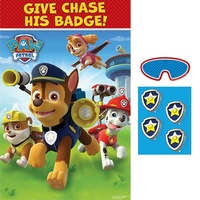 Paw Patrol Party Supplies - Party Game