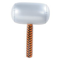 Superhero Party Supplies Inflatable Hammer