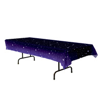 Hollywood Party Supplies Starry Night Party Supplies Tablecover
