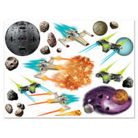 Space Party Supplies Galaxy Props 19 pack