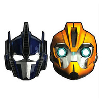 Transformers Party Supplies - Masks 8 Pack
