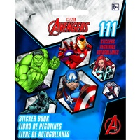 Avengers Party Supplies - Stickers Book