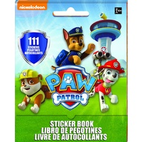 Paw Patrol Party Supplies Stickers Book