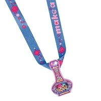 Shimmer and Shine Party Supplies - Charm Necklace Favours 12 Pack