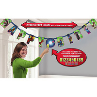 Dinosaur Party Supplies - Jurassic World Add an Age Happy Birthday Banner