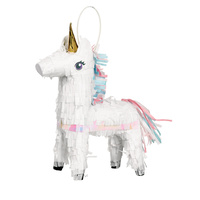 Unicorn Party Supplies - Magical Unicorn Mini Pinata Decoration