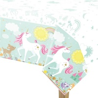 Unicorn Party Supplies Magical Unicorn Tablecover