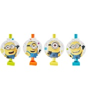 Despicable Me Party Supplies Set of 8 Blowouts