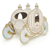 Princess Party Supplies Carriage 3-D Centerpiece