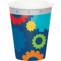 Robots Party Supplies - Party Robots Cups 8 Pack