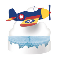 Aeroplane Party Supplies - Lil' Flyer Centrepiece