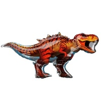 Dinosaurs Party Supplies - Jurassic World T Rex Foil Balloon
