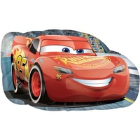Disney Cars 3 Party Supplies Lightning McQueen Supershape Foil Balloon