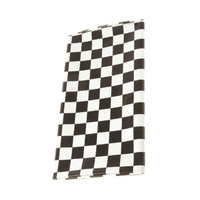 Racing Cars Party Supplies Checkered Tablecover
