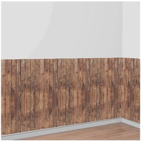 Scene Setters Wood Grain Madera Photo Back Drop