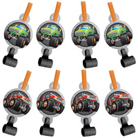 Monster Truck Rally Blowouts 8 Pack