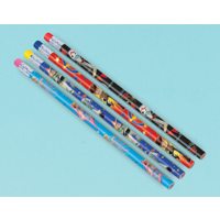 Toy Story 4 Loot Party Favours Pencils Pack of 8