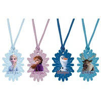 Frozen 2 Thank You Tags Pack of 8