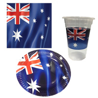 Australia Day 8 Guest Party Pack