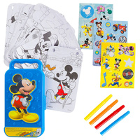 Mickey Mouse Sticker Activity Kit Loot Party Favour
