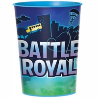 Battle Royal Plastic Favour Cup x1