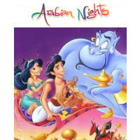 Aladdin Arabian Nights Party Supplies