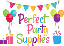 Perfect Party Supplies logo